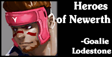 Heroes of Newerth - Goalie Lodestone
