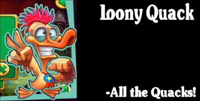 Loony Quack - All the ducks / quacks